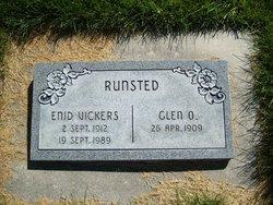 Enid Rose <I>Vickers</I> Runsted