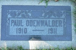 Paul Odenwalder