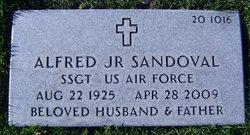 Sgt Alfred Sandoval, Jr