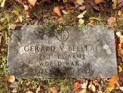 PVT Gerald V Belleau