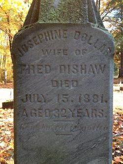 Josephine <I>Dollar</I> Dishaw