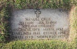 Engracia Cruz