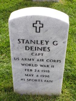 Stanley G Deines