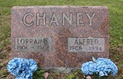 Lorraine <I>Cunningham</I> Chaney