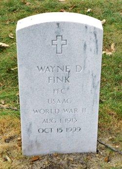 Wayne D. Fink