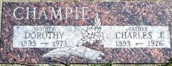 Charles J Champie
