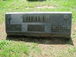 Josephine Elizabeth Heile