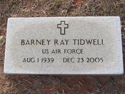 Barney Ray Tidwell