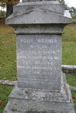 Polly <I>Warner</I> Aiken
