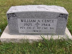 William Axel Cence
