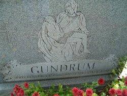 Catherine G. <I>McCarroll</I> Gundrum