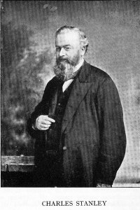 Rev Charles Stanley