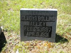 Gladys Garland <I>Bolling</I> Alley