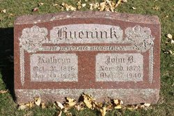 John B Huenink
