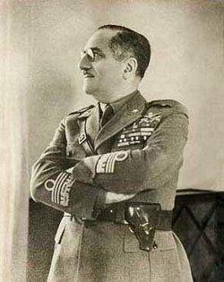 Gen Ugo Cavallero