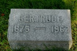 Mary Gertrude <I>Shattuck</I> Damm