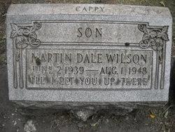 """Martin Dale """"Cappy"""" Wilson"""