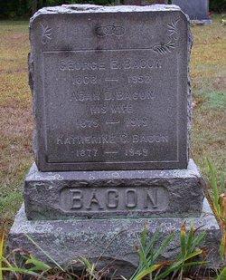Adah Denburgh <I>Shirley</I> Bacon