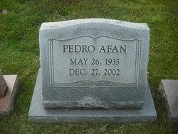 Pedro Afan