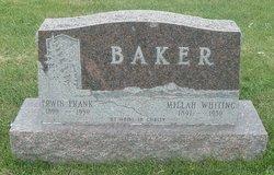 Millah <I>Whiting</I> Baker