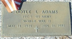 Doyle L. Adams