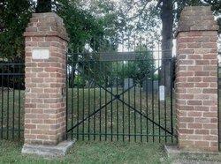 Preston Cemetery at Smithfield Plantation