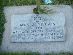 Max A Nielson