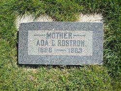 Ada Coates Rostron