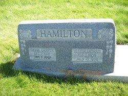 Julia Roxie <I>Draper</I> Hamilton