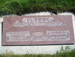 Leonard Axel Everts