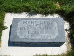 Mary Etta Tuttle