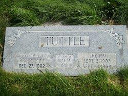 Thelma <I>Thompson</I> Tuttle