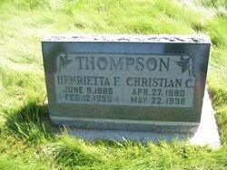 Christian Thompson