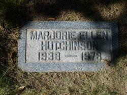 Marjorie Ellen Hutchinson