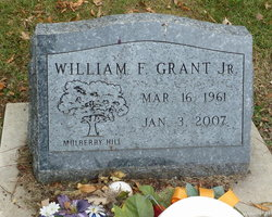 William F Grant, Jr