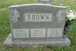 Albert Andrew Brown