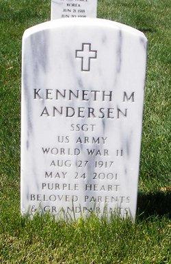 Kenneth M Andersen