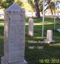 William Boyter