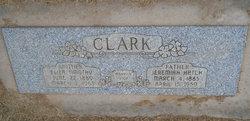 Eliza <I>Timothy</I> Clark
