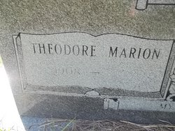 Theodore Marion Williams