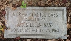 Norma Bernice Bass