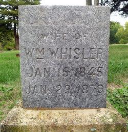 Rebecca J <I>Turner</I> Whisler