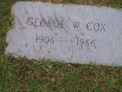 George Washington Cox