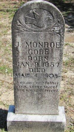 James Monroe Gore
