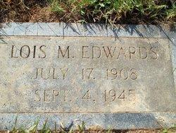 Lois <I>Morgan</I> Edwards