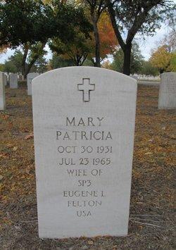 Mary Patricia Felton