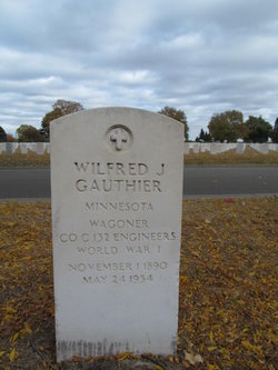 Wilfred J Gauthier