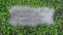 Florence <I>Entwisle</I> Gaddis