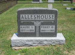 Maude L <I>Hunter</I> Alleshouse