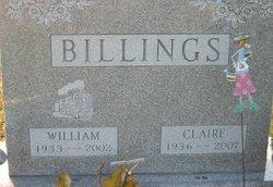 Claire C <I>Smurl</I> Billings
